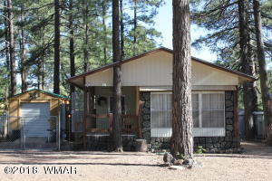 303 W Pine Oak Lane, Lakeside, AZ 85929