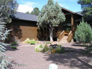 321 N Retreat Drive, Show Low, AZ 85901