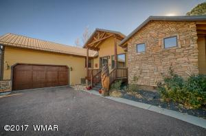 980 N Bison Golf Court, Show Low, AZ 85901