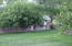 Back yard and chicken coop/play house