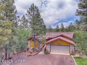 2627 S Pinetop Mountain Lane, Pinetop, AZ 85935