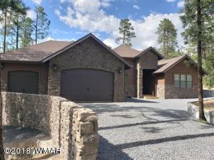 2742 Pine Wood Lane, Pinetop, AZ 85935