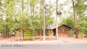 3637 Deep Forest Drive, Pinetop, AZ 85935