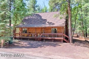 6129 Mule Deer Way, Pinetop, AZ 85935