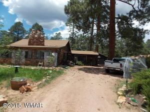 2844 Whispering Winds Drive, Overgaard, AZ 85933