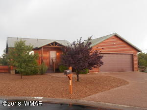 4761 W Covered Wagon Trail, Show Low, AZ 85901