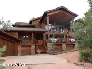 1240 S Little Leaf Lane, Show Low, AZ 85901