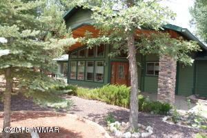522 W Cedar Pine Lane, Pinetop, AZ 85935