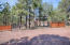Upgraded fencing and 4 metal RV gates surround this property