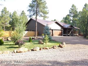 4190 Moccasin Lane, Pinetop, AZ 85935