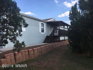 1861 Pronghorn Road, Show Low, AZ 85901