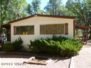 4057 Mark Twain, Lot 76, PCCMob #2, Pinetop, AZ 85935