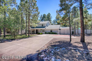 4997 High Drive, Lakeside, AZ 85929
