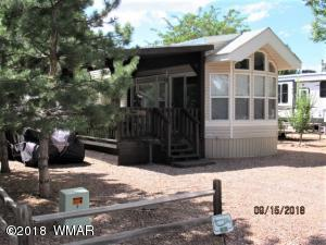2237 Old Crooks Trail, Overgaard, AZ 85933