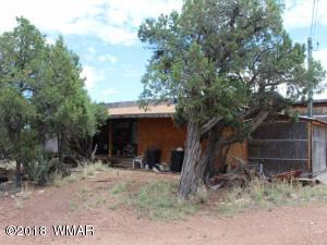 1573 Dead End Drive, Show Low, AZ 85901