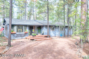 2730 Sunflower Drive, Pinetop, AZ 85935