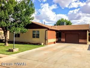 303 W Hillview Street, Winslow, AZ 86047