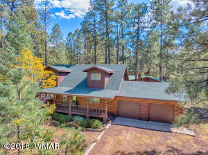 6045 Forty Niner Way, Pinetop, AZ 85935