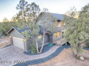 2620 N Eagle View Circle, Show Low, AZ 85901