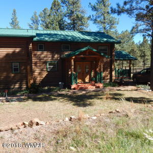 2 CR 1027 Road, Greer, AZ 85927