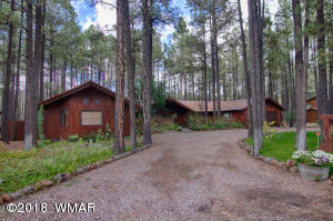 7414 Geronimo Road, Pinetop, AZ 85935