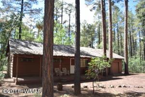 2718 Spotted Fawn Lane, Pinetop, AZ 85935
