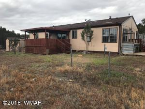 166 CR 3148 (Elk Run), Vernon, AZ 85940