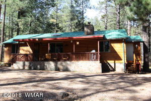 55 CR 1322 Road, Greer, AZ 85927