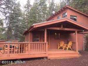 1322 Co Rd 1322, Greer, AZ 85927