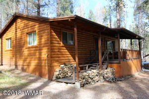 5 Co Rd 1120, Greer, AZ 85927