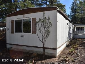 4261 W Brady Drive, Show Low, AZ 85901