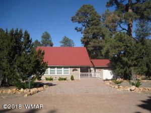 1980 Pine Cone Circle, Overgaard, AZ 85933