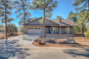 5441 S Elk Springs Drive, Lakeside, AZ 85929