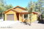 2538 W Waters Edge Ln., Lakeside, AZ 85929