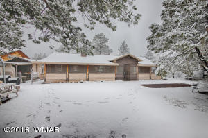5276 Show Low Lake Road, Lakeside, AZ 85929
