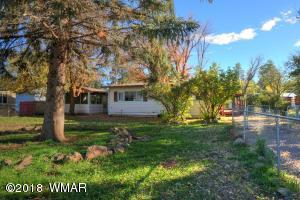 1491 W Apache Lane, Lakeside, AZ 85929