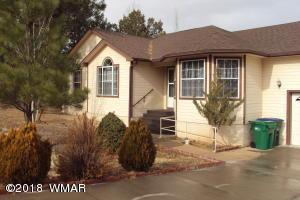 3580 W Cooley Street, Show Low, AZ 85901