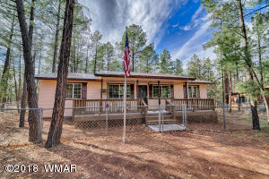 2961 Gooseleg Way, Lakeside, AZ 85929
