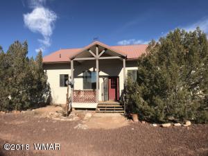 65 Old Hunt Road, Concho, AZ 85924