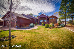 1000 N Bison Golf Court, Show Low, AZ 85901