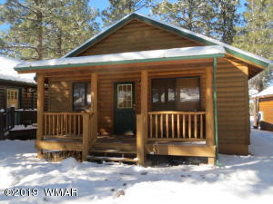 2716 High Pine Loop, Overgaard, AZ 85933