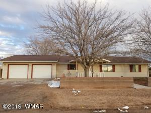 207 Blue Sage Lane, Holbrook, AZ 86025