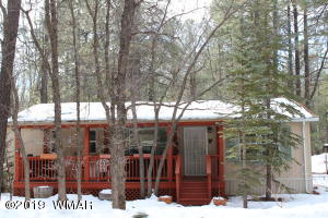 4207 Sun Creek Court, Pinetop, AZ 85935