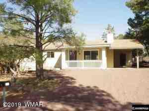 601 S 7th Avenue, Show Low, AZ 85901