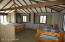 House loft area