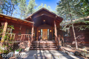 3117 Lake View Drive, Pinetop, AZ 85935