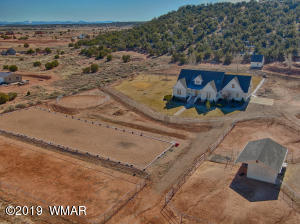 Beautiful Custom home on 8 acres!