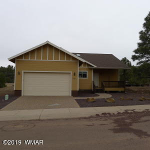728 W Yeager Lane, Lakeside, AZ 85929