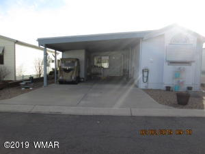 1891 Lynx Drive, LK Lot #108, Show Low, AZ 85901