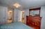 Master bedroom with view of en suite